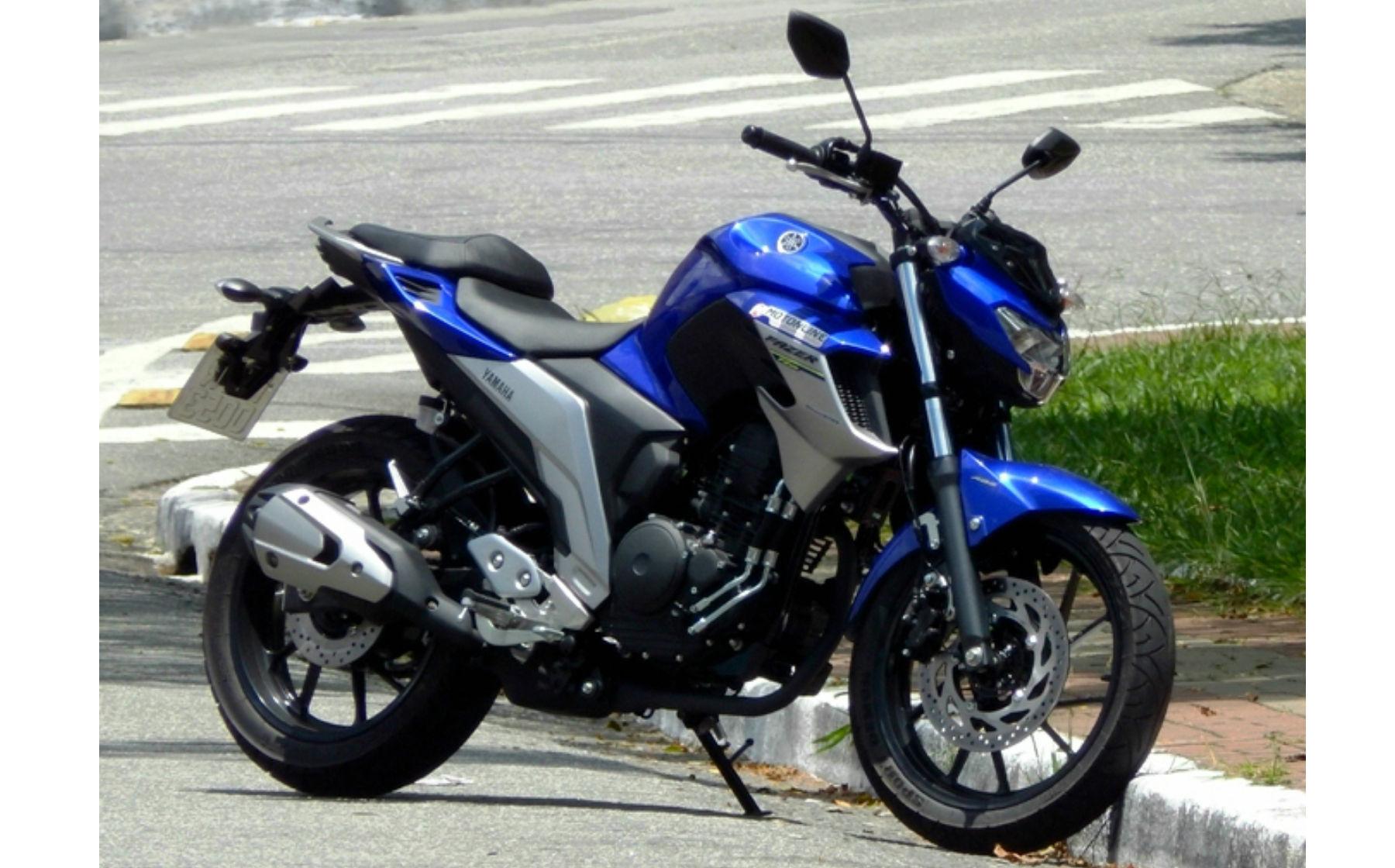 Yamaha Fazer 250 ABS - Evolução da espécie - Roda Rio