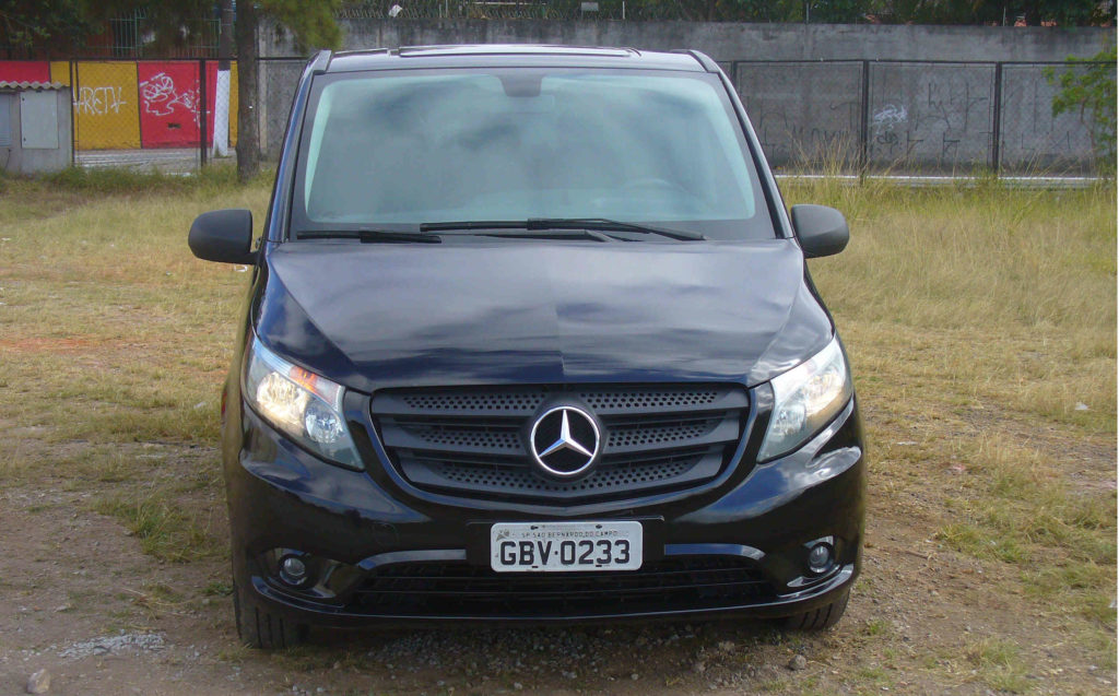 Mercedes Vito 119 Tourer Select Long: Nuovo, 43.400 ...